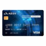 Absa forex card